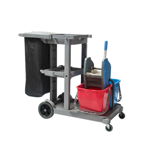 Janitor Cart Cleantools