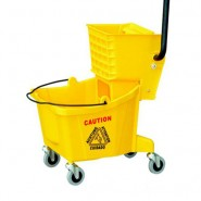 Single Bucket Yellow