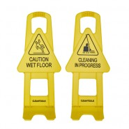 "Wet Floor Sign ""Cleantools"""